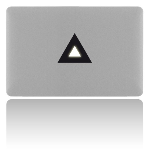 MacBook Sticker TRIANGLE