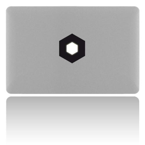 MacBook Sticker HEXAGON