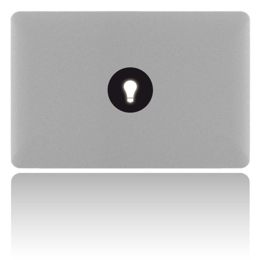MacBook Sticker LIGHTBULB